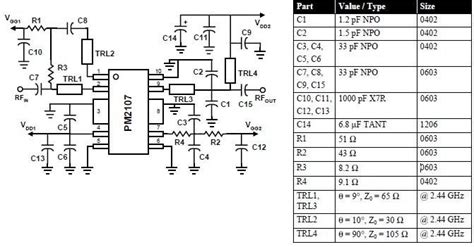 op s and linear integrated circuits by rf coughlin pdf 2400 mhz rf lifier circuit using pm2107 integrated circuit