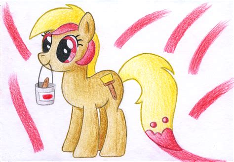 painting my pony painting pony d3 by legeden on deviantart