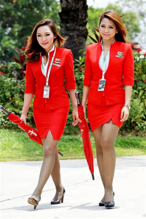 airasia stewardess september 2012 world stewardess crews
