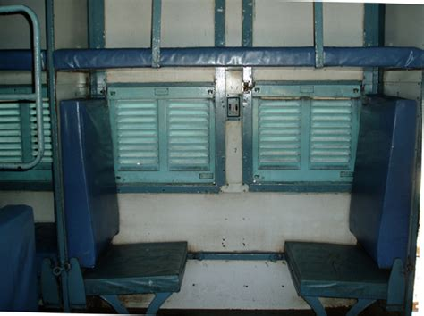 Sleeper Berth Position In by Sleeper Class Details Photos India Travel Forum