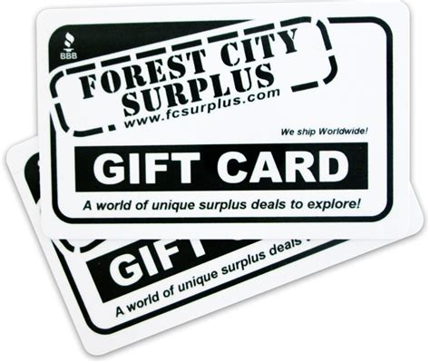 Reloadable Online Gift Card - forest city surplus reloadable gift cards gift ideas for girls women forest city