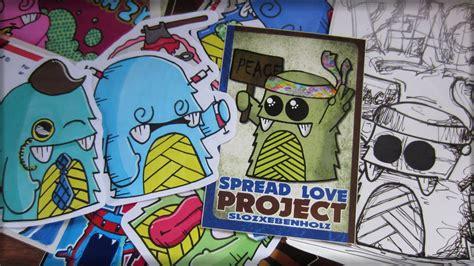 sloz graffiti sticker trade youtube