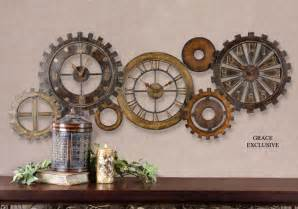 Beautiful Decorations For Kitchen Counters #5: Large-decorative-wall-clocks-designer.jpg