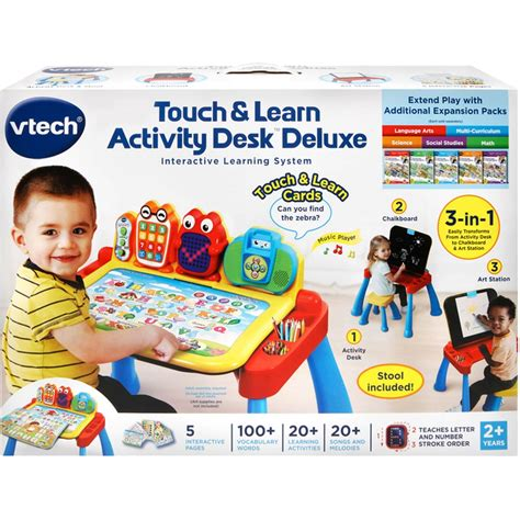 vtech touch and learn activity desk deluxe vtech touch and learn activity desk deluxe fine motor