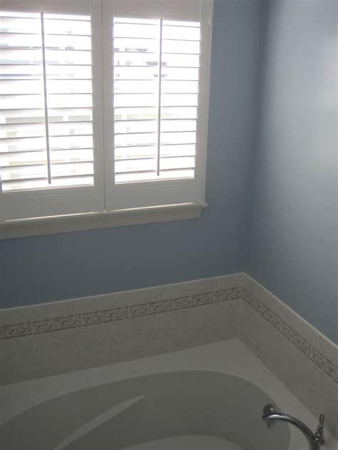 behr sonata blue bathroom paint colors pinterest