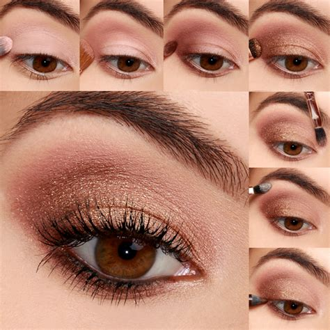 with eyeshadow lulus how to midsummer bronze eyeshadow tutorial with