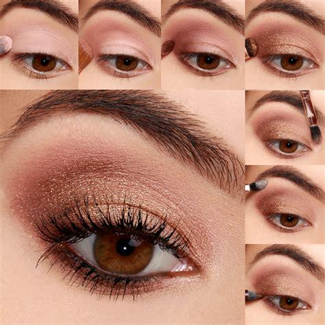 Eyeshadow Tutorial Bronze | lulus how to midsummer bronze eyeshadow tutorial with