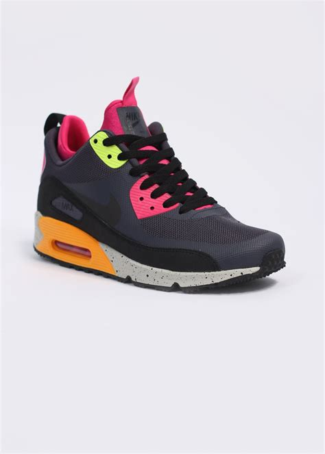 Nike Airmex Pink Tua Y3 nike air max 90 sneaker boot trainers navy