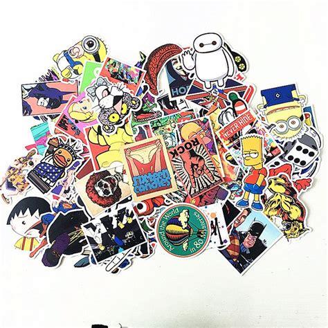 Cool Vinyl Stickers