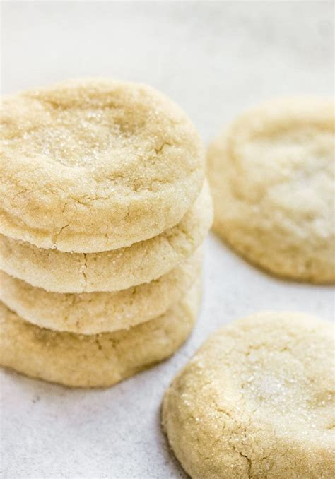easy pillowy soft sugar cookie recipe pretty simple sweet