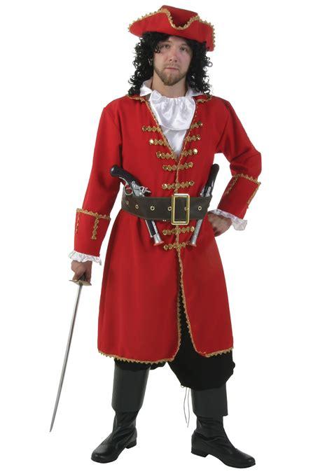 captain costume plus size captain blackheart costume