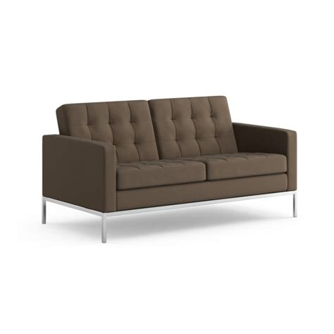 canap 233 s 2 places florence knoll viladeco