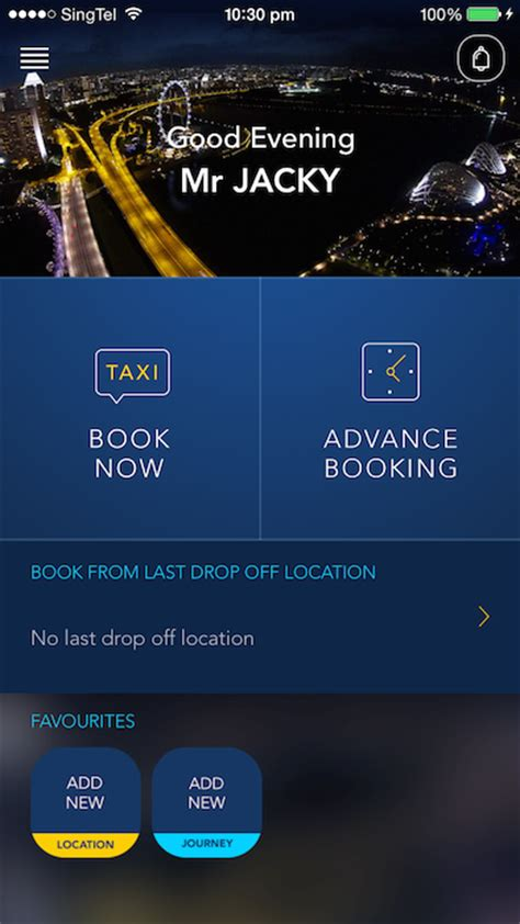comfort app comfortdelgro released newly redesigned app and it looks