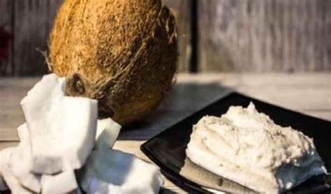 burro di cocco fatto in casa burro di cocco fatto in casa ricetta dosi uso alimentare