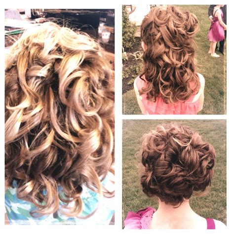 father daughter dance hairstyles for girls 52 best child updos images on pinterest little girl updo