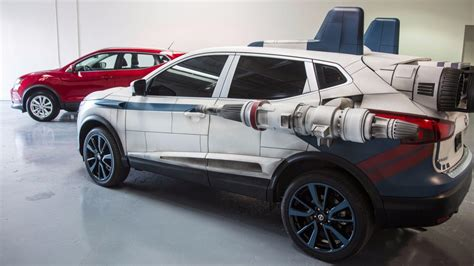 Star Wars Auto by L A Auto Show 2017 Nissan Extends Star Wars Theme