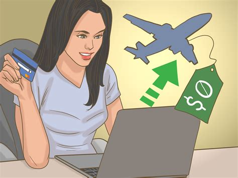 3 ways to buy cheap airline tickets wikihow