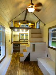 Tiny Home Interior by Brevard Tiny House Company Tiny House Design