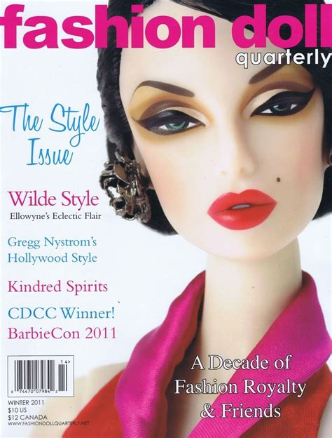 doll quarterly ebay fashion doll quarterly gregg nystroms style decade fashion