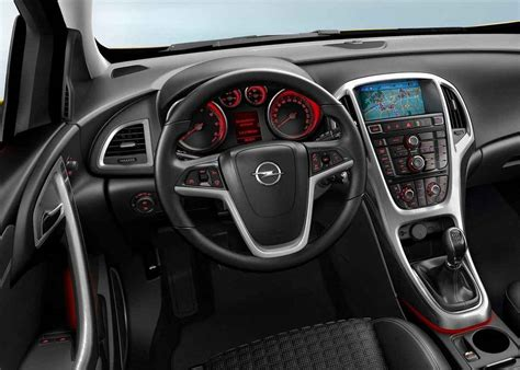 Opel Astra 2011 Interior by 2012 Opel Astra Gtc The New City Cars Specs Wallpaper