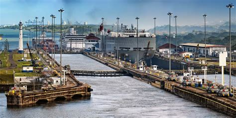 Photo Panama Canal by Panama Canal Riviera Will Travel