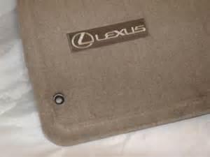 Ls430 Carpet Floor Mats Lexus Parts World