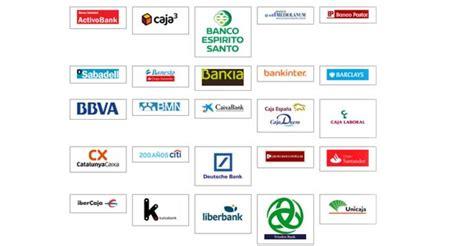 cajas de bancos ya puedes comparar las comisiones de bancos para ahorr 225 rtelas