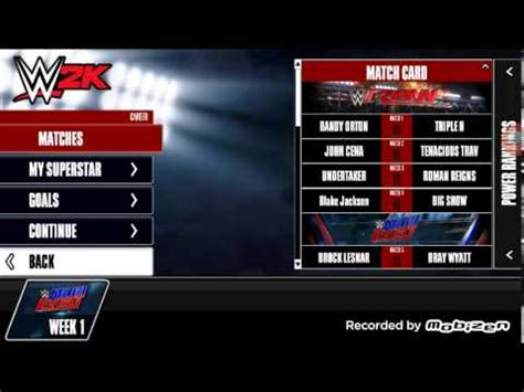 2k mobile 2k mobile gameplay my career mode part 1