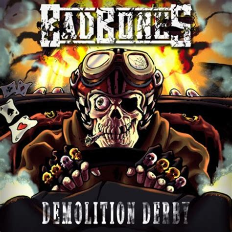 Bad Bones bad bones demolition derby 2016 187 getmetal club new