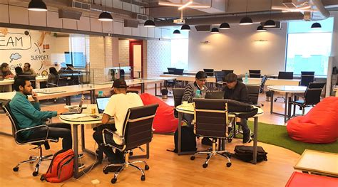 Shared Office Space by Work From Home Vs Shared Office Space Or Coworking Space