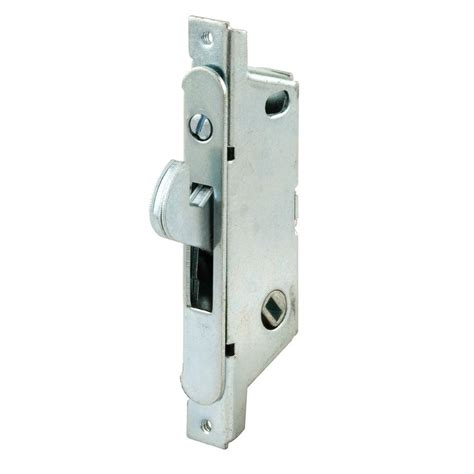 Locks For Patio Sliding Doors Prime Line Steel Keyed Mortise Lock E 2294 The Home Depot