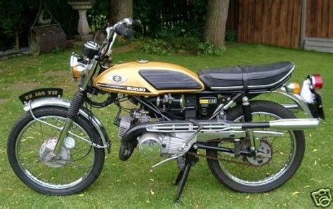 Suzuki Stinger For Sale Suzuki T125 Stinger Gallery Classic Motorbikes