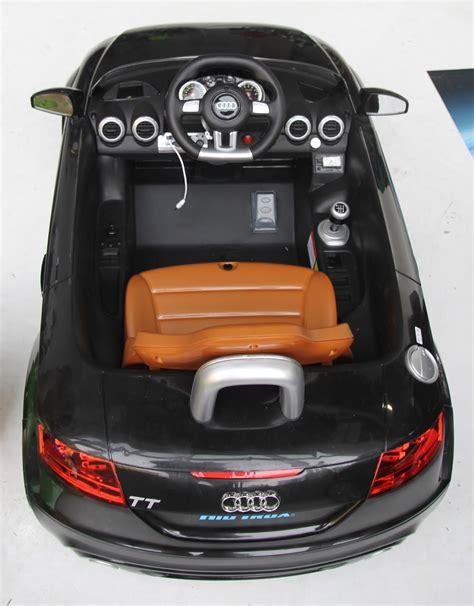 Audi Verarsche by Lyra Mag Kid Trax Cars Schwinn Bikes Pint Sized