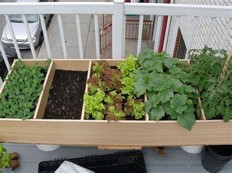 apartment patio vegetable garden 23 money saving ways to repurpose and reuse bookcases