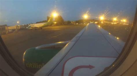citilink landing citilink landing in soekarno hatta international airport
