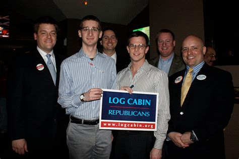 Log Cabin Republicans by Log Cabin Republicans Upset After Gop Passes Most Anti Lgbt Platform In History Instinct