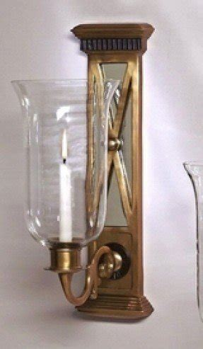 Wall Hurricane Candle Holders by Hurricane Wall Sconce Candle Holder Foter