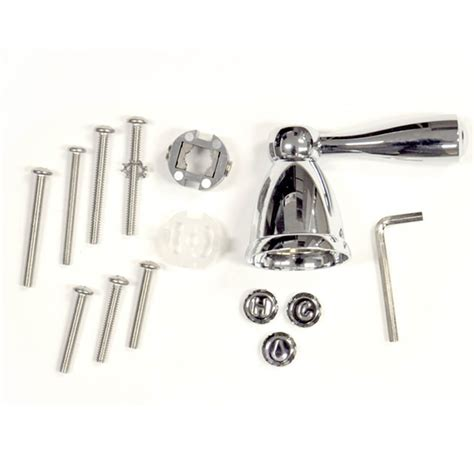 Universal Shower Handle Replacement by Universal Decorative Lever Handle In Chrome Danco