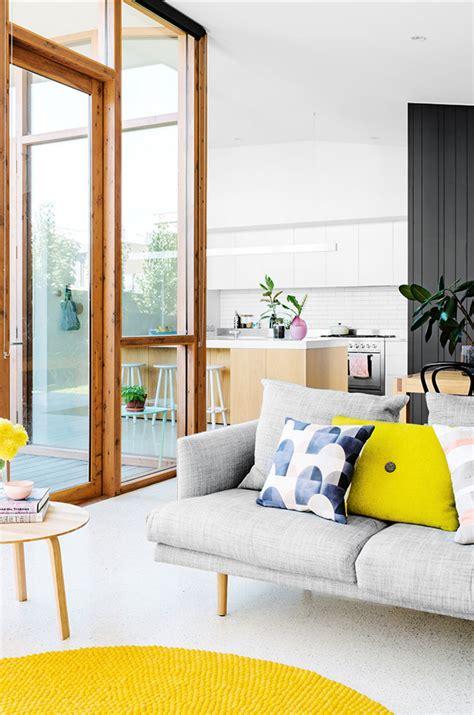 the living room melbourne a renovated edwardian cottage in melbourne style files bloglovin