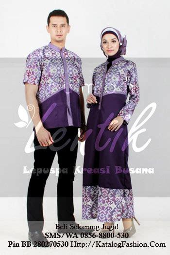 Size Pack Baju Muslim Azka sarimbit batik lentik baloteli unggu gamis 265 koko 195 rev