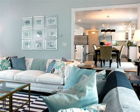 Colour Combination For Shop Walls by Benjamin Moore Iceberg Houzz