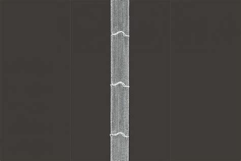gardinenband transparent nahen raffrolloband universal zum n 228 hen 18 mm transparent