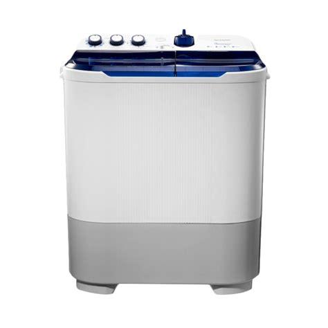 Mesin Cuci Sharp Kapasitas Besar jual sharp est871dm pk mesin cuci 2 tabung harga kualitas terjamin blibli