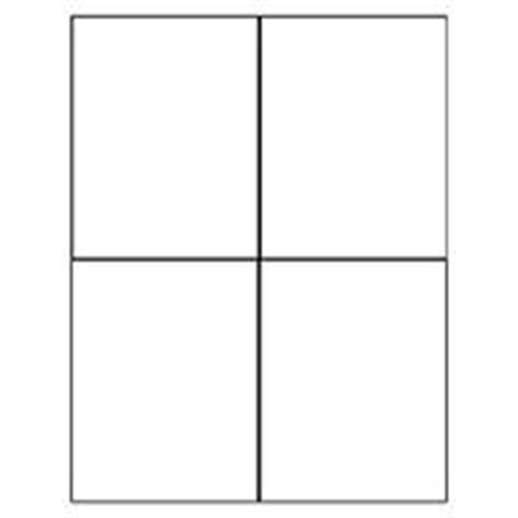 avery note cards template 4 per sheet 35 best data walls images on