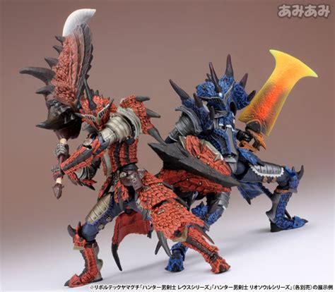 Revoltech Azure Armor Rathalos amiami character hobby shop revoltech yamaguchi no