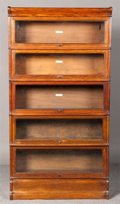 globe wernicke barrister bookcase golden oak globe wernicke bookcase 221241