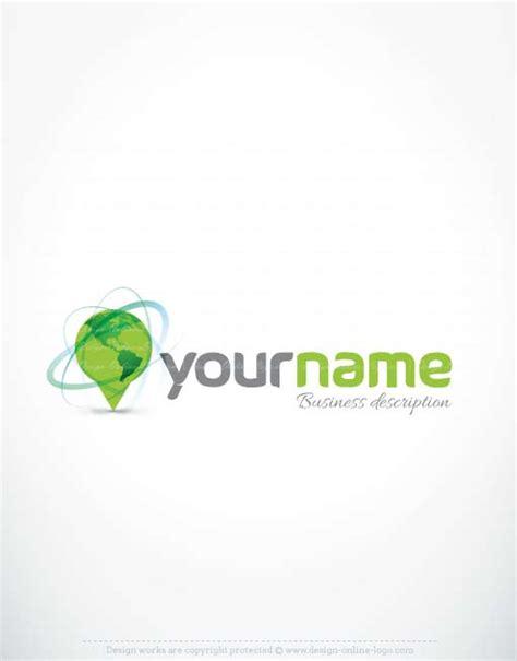 online logo layout exclusive logos store gps logo design