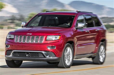 diesel jeep grand cherokee 2014 jeep grand cherokee reviews and rating motor trend