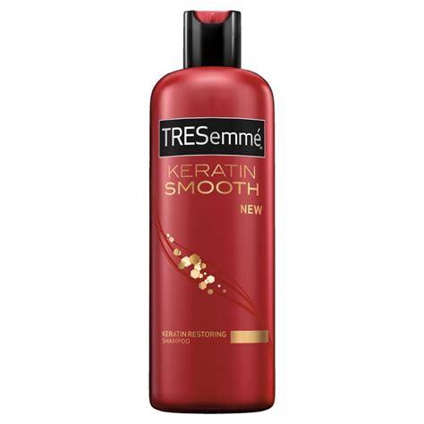 Shoo Tresemme Keratin Smooth Sachet tresemme keratin smooth shoo 500 ml ebay