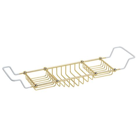 Heritage Bath Rack Vintage Gold At Victorian Plumbing Heritage Bathroom Accessories